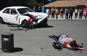 גרימת מוות בנהיגה רשלנית
